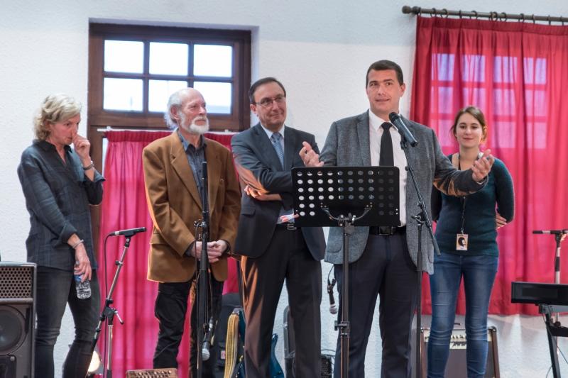 Discours de David Lamiray, maire de Maromme